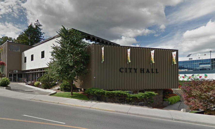 City of Kamloops tendering a major road reconstruction project