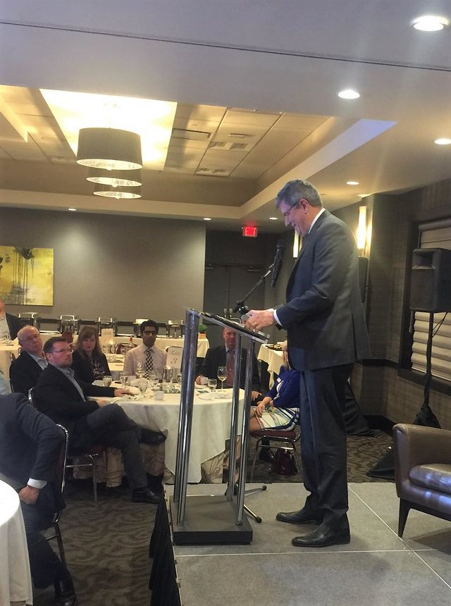 Mix of challenges and optimism, as the Mayor of Kamloops delivered his first state of the city address
