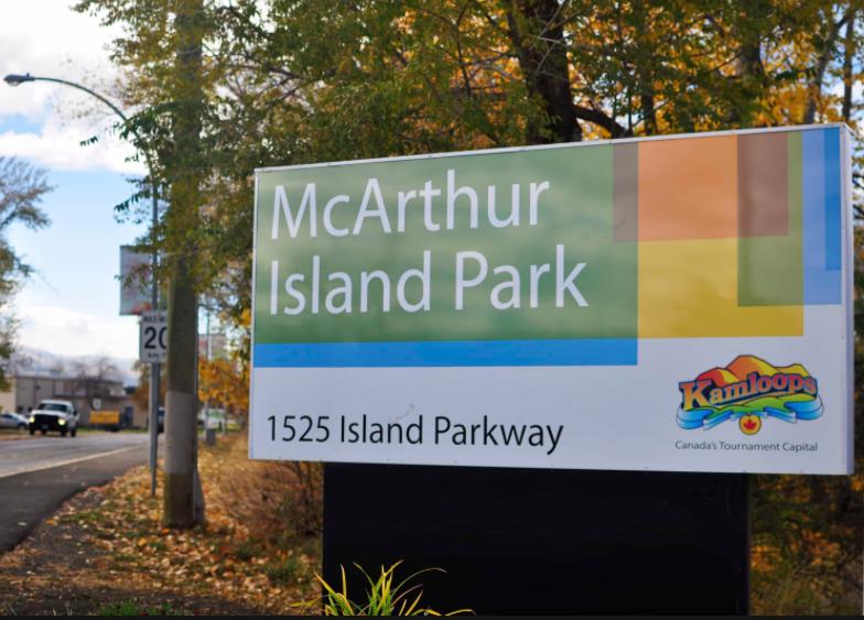 City of Kamloops is looking to make traffic flow changes to Mac Island