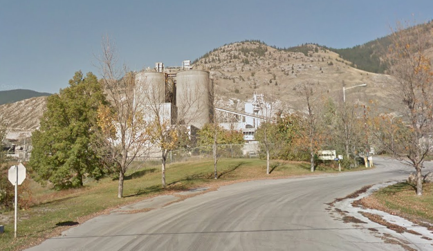 Mayor of Kamloops doesn't think the Lafarge cement plant is going to totally re-open in the future
