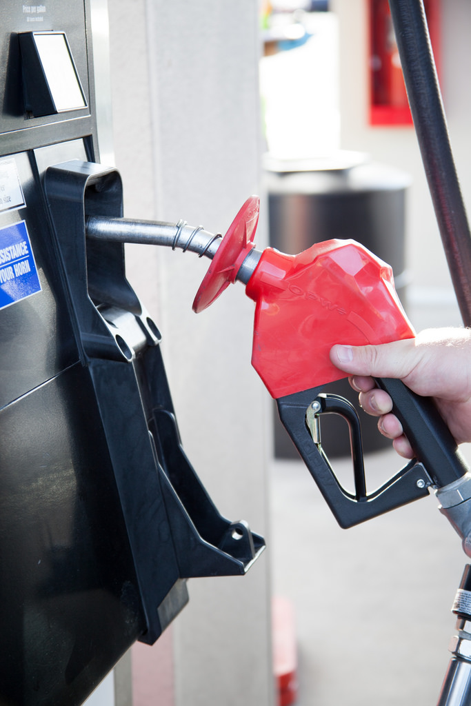 Gas prices leaping up again in Kamloops