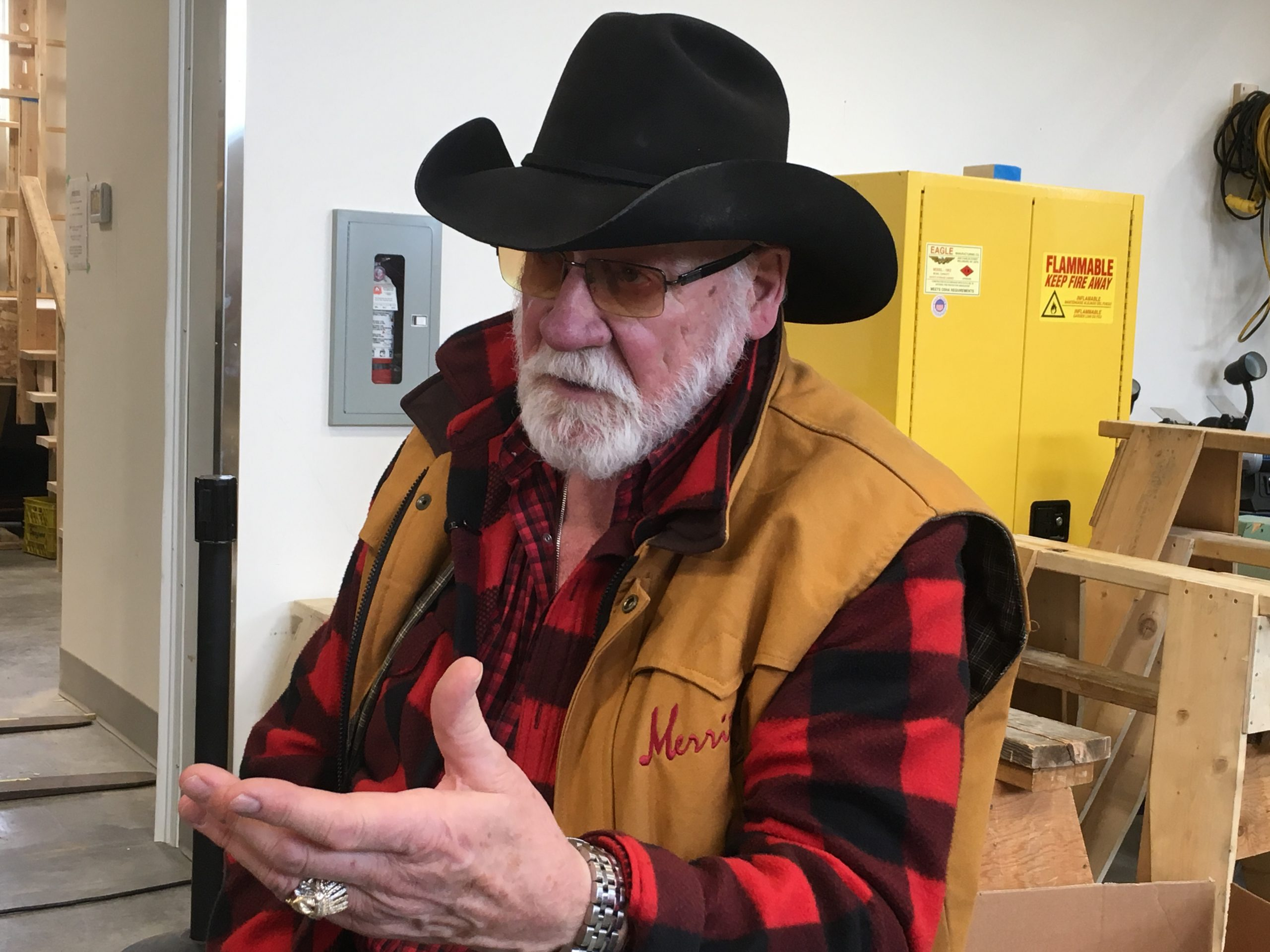 Outgoing Merritt mayor happy with bus changes in city