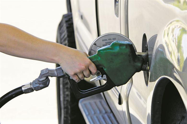 As the carbon tax rises so do gas prices
