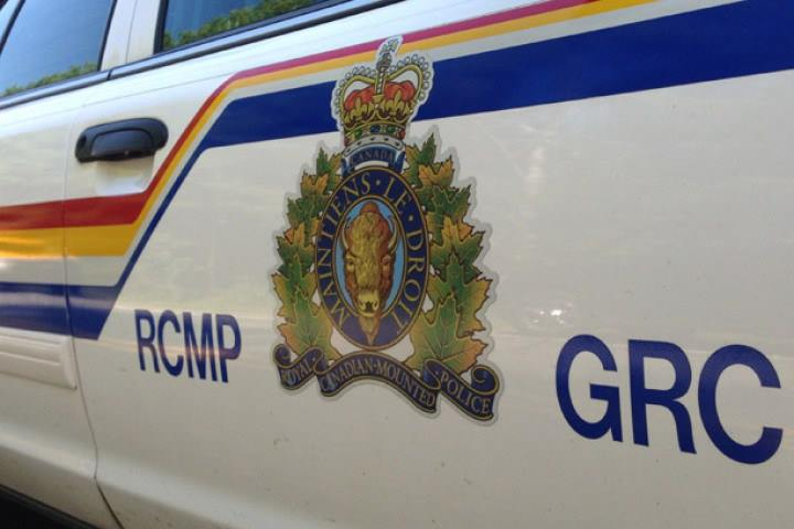 "Kamloops Mounties a make a ""high risk"" arrest downtown"