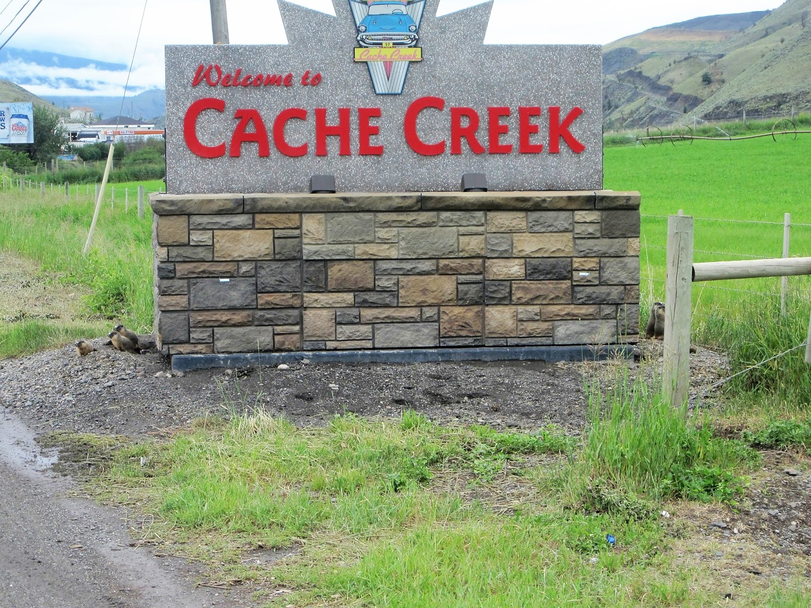 Weekend flooding situation mostly stable in Cache Creek