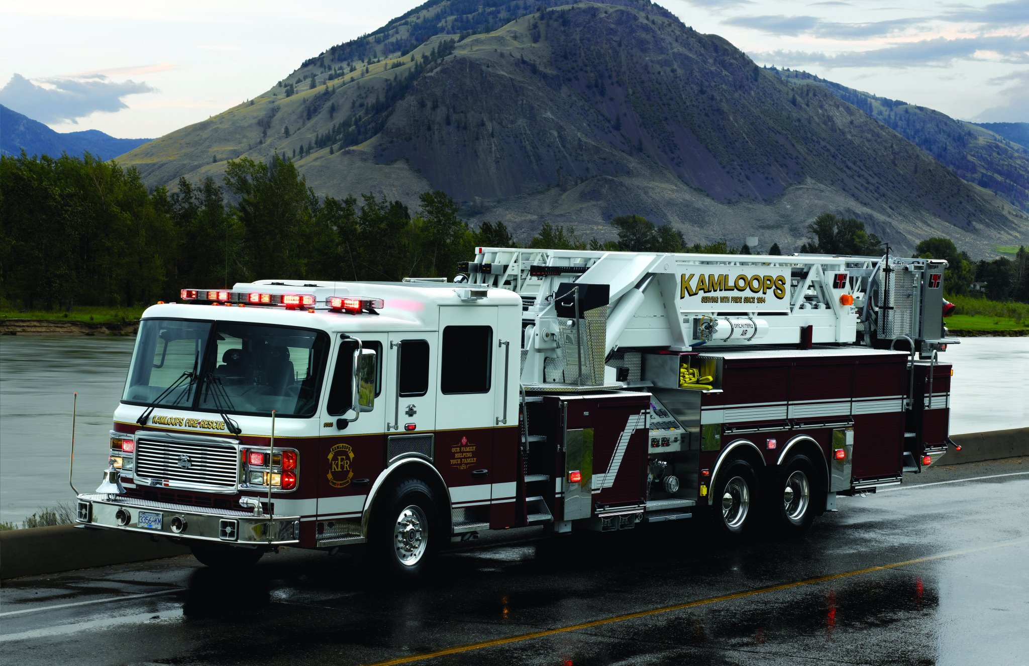 Fewer medical calls for fire department this year