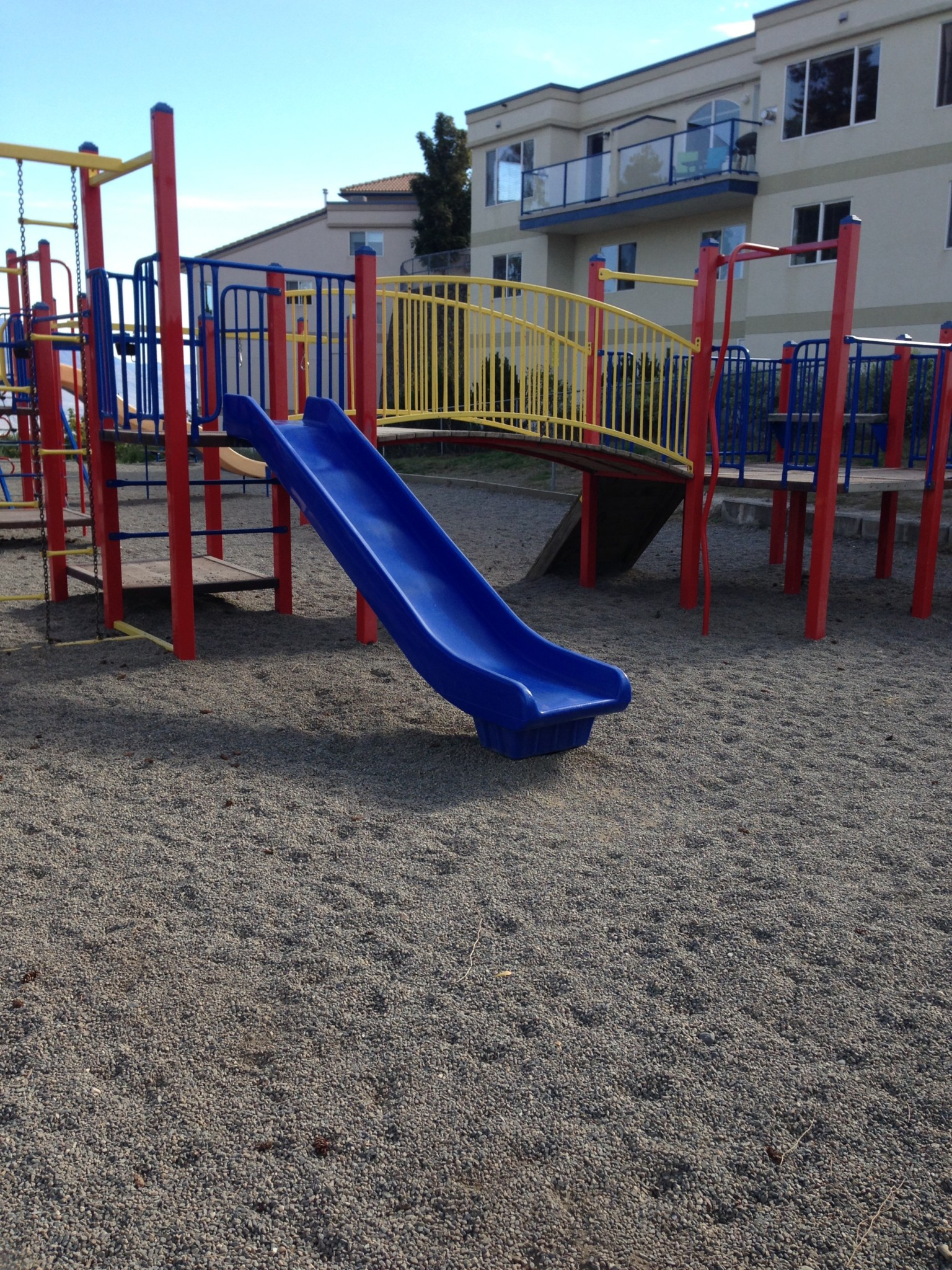 Summit Elementary in Kamloops one of 51 B.C schools to receive playground funding