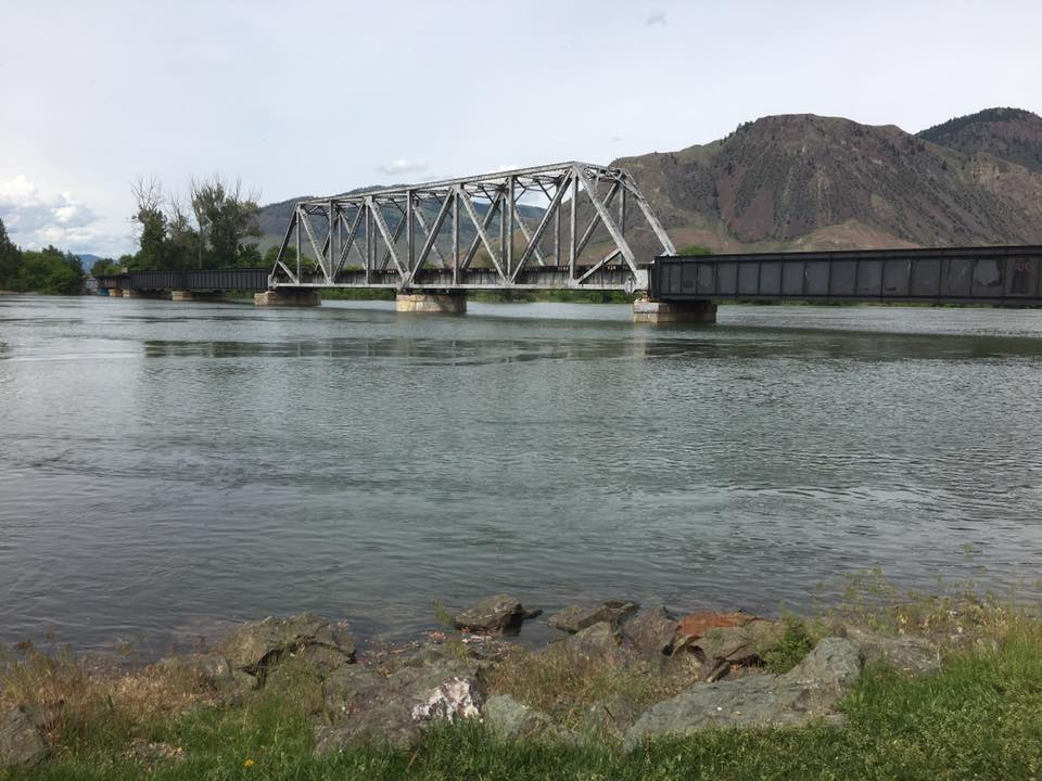 If the weather plays nicely, Kamloops should not expect any major flooding this year