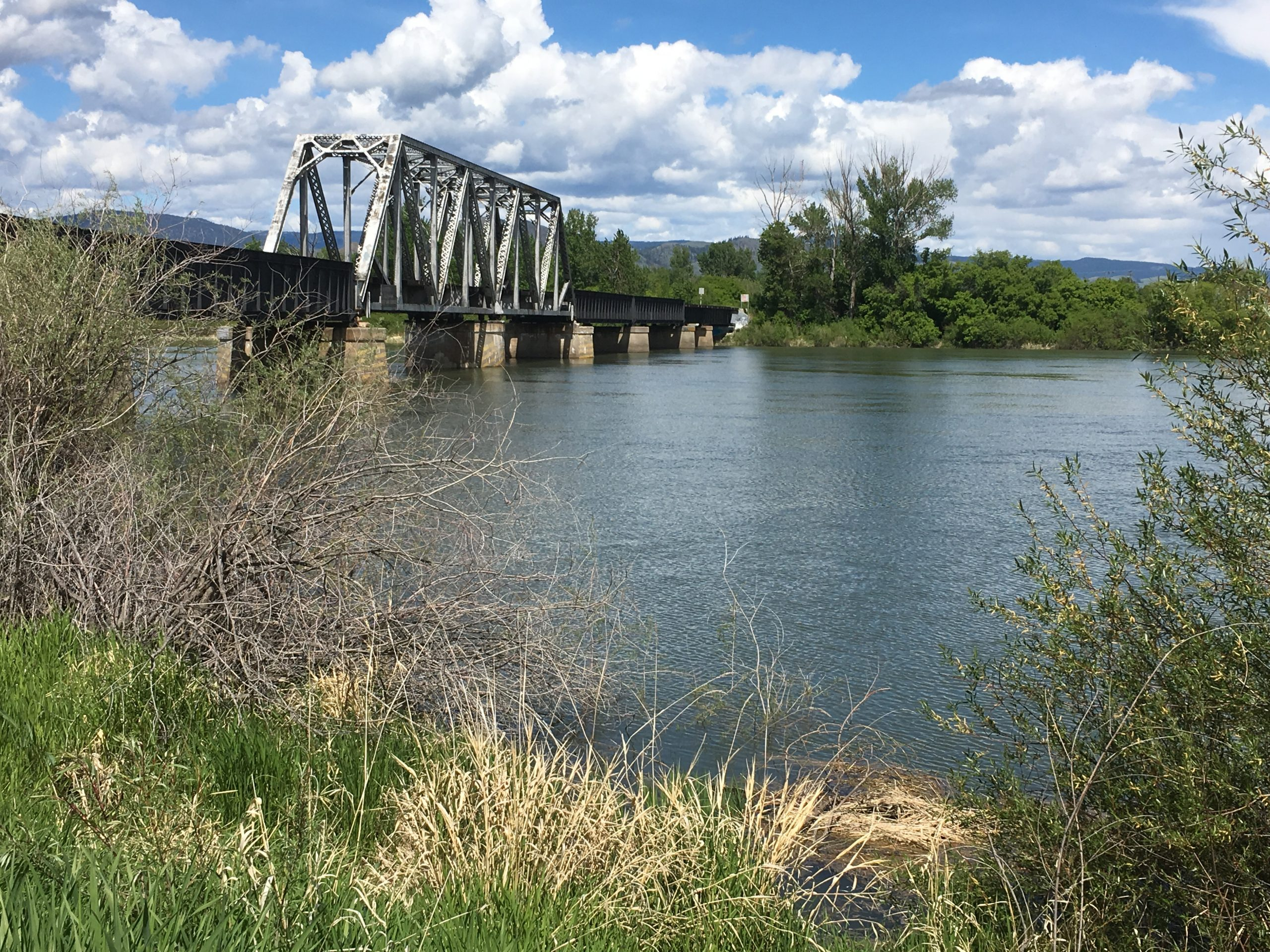 Flood threat in Kamloops appears to be diminishing by the day