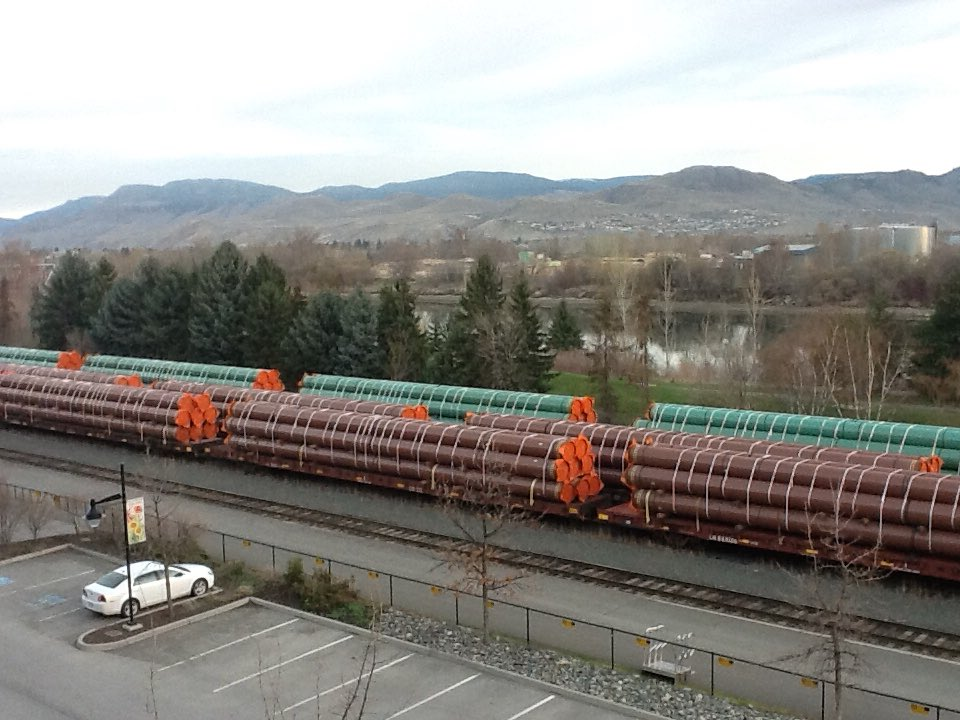 Kamloops business reaction to Ottawa's latest show of support for Kinder Morgan