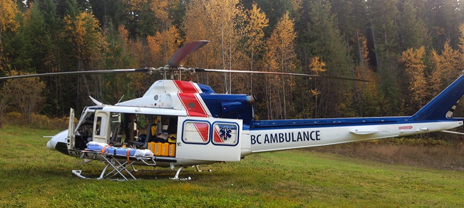 Kamloops air ambulance crew to be equipped with night vision