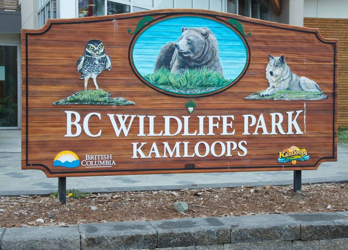 Tax relief is coming B.C. Wildlife Park told