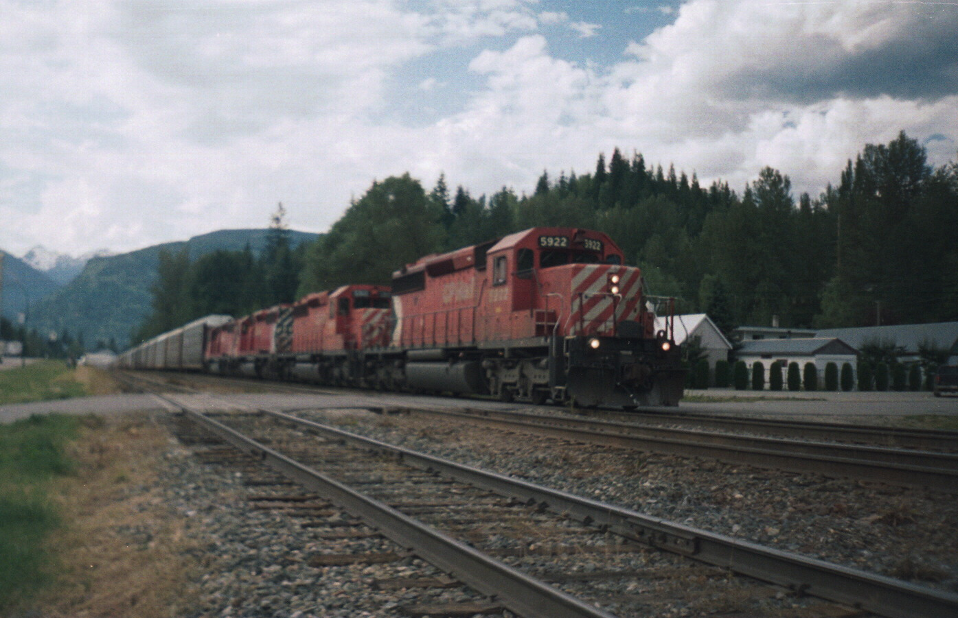 "25 year old Australian national suffers ""partial and complete limb amputations"" after attempting to surf a train in Revelstoke"