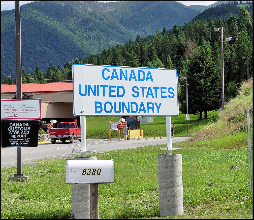B.C's Public Safety minister warns marijuana will still be illegal at the US border even when it is legalized in Canada