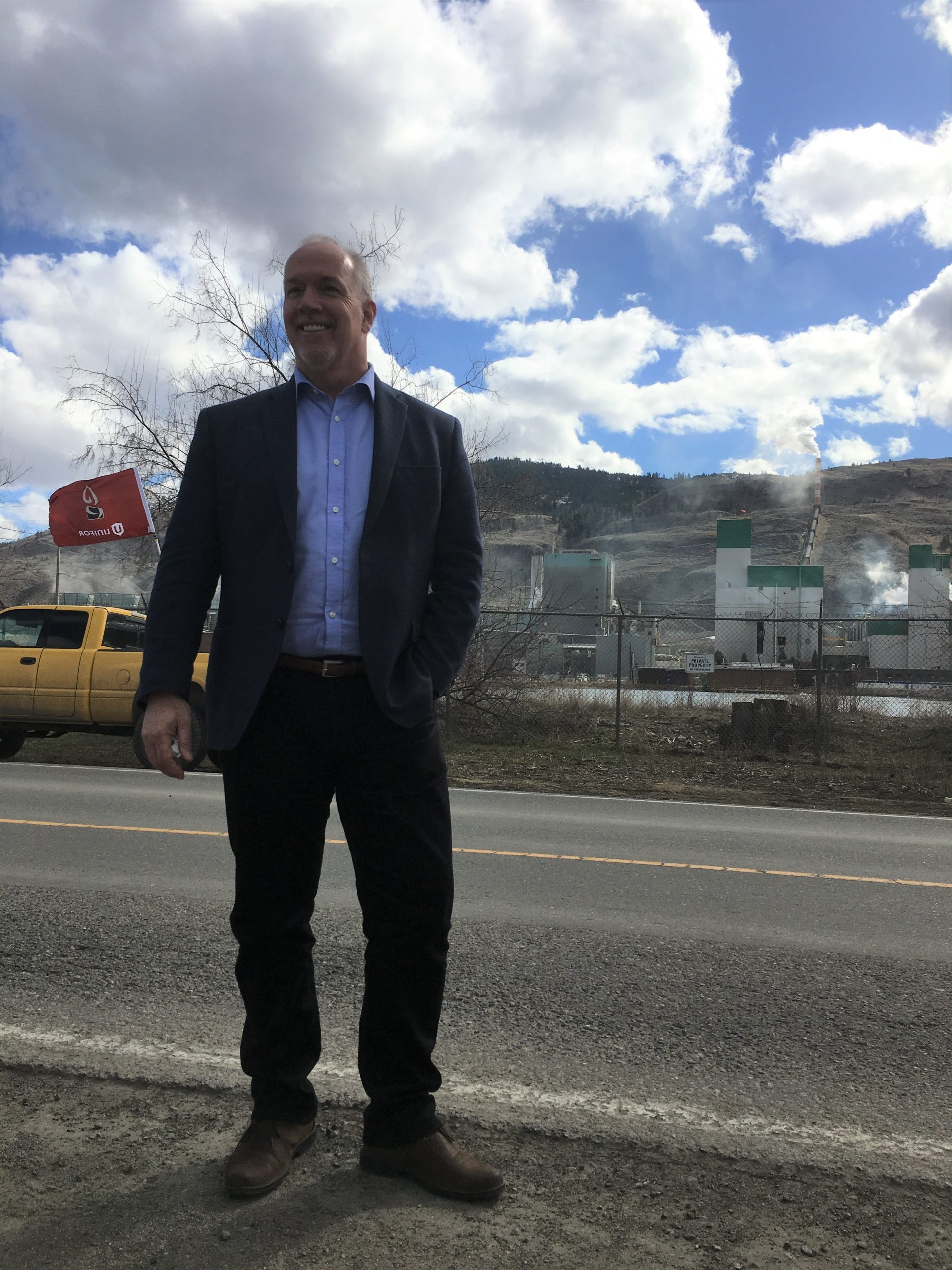 B.C Premier expressing concerns around pending marijuana legalization