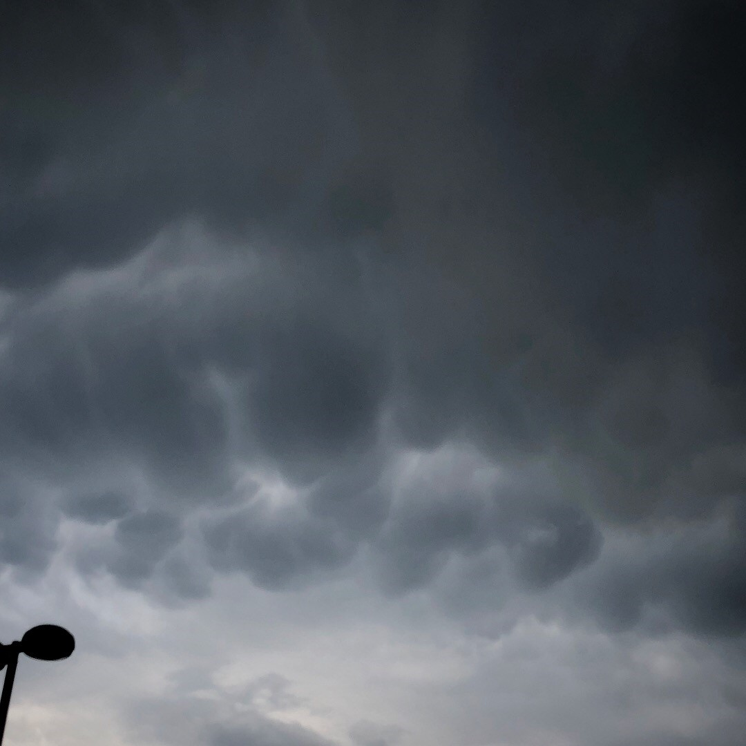 Severe thunderstorm watch in effect for much of the Interior, including Kamloops