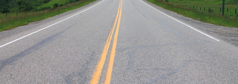 A TNRD Director says more durable paint is needed for highway lines