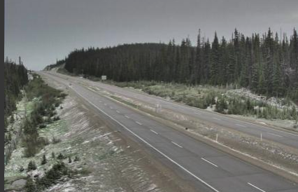 Coquihalla Highway could see some snow this evening