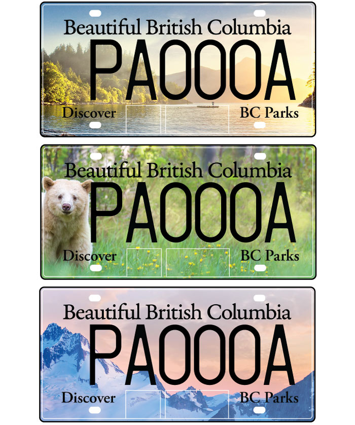 BC Parks license plates help send Kamloops kids on field trips