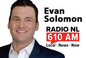 Evan Solomon Show