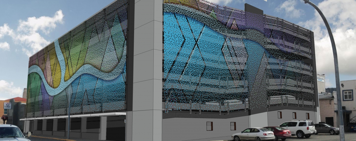 Beautification project for Lansdowne Parkade could cost more than expected