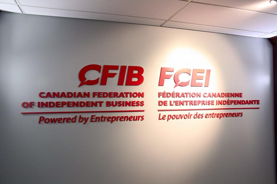 Canadian Federation of Independent Business asking B.C municipal election candidates to endorse local business campaign