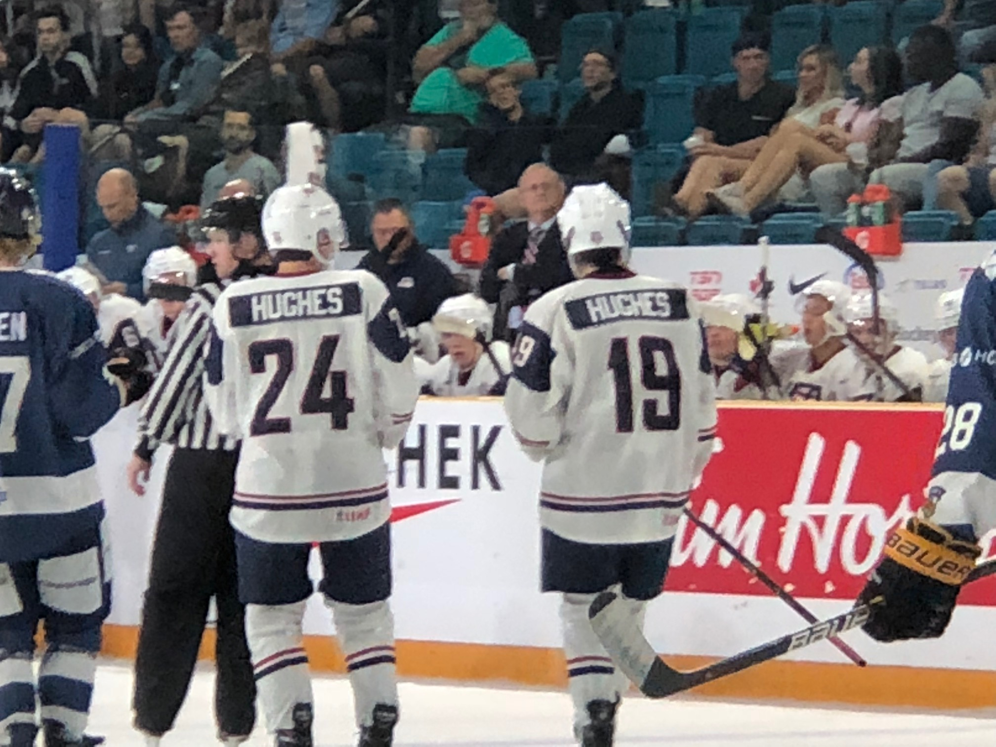 Hughes Brothers Dazzle Kamloops Fans