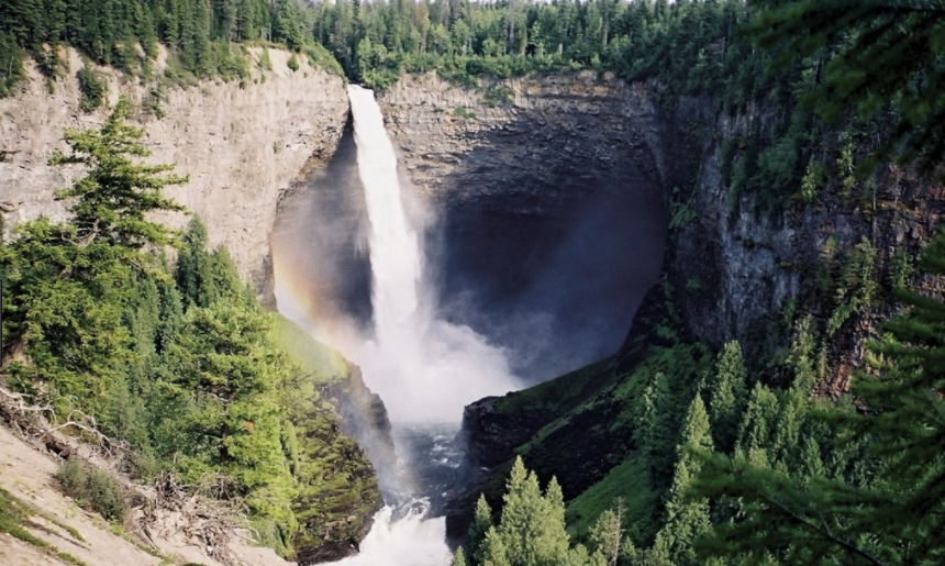 It could be a record breaking year for tourism visits at Wells Gray Provincial Park