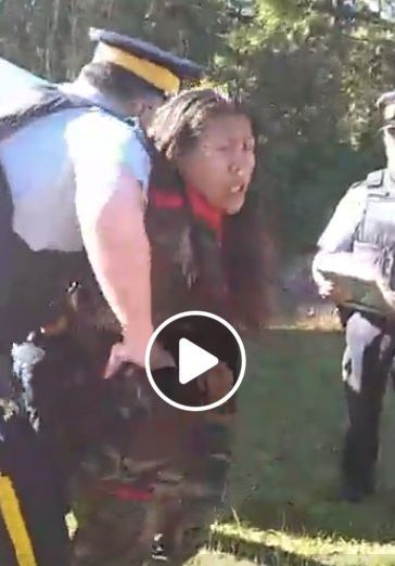 Arrest made at site of North Thompson River Provincial Park occupation by 'Tiny House Warriors'