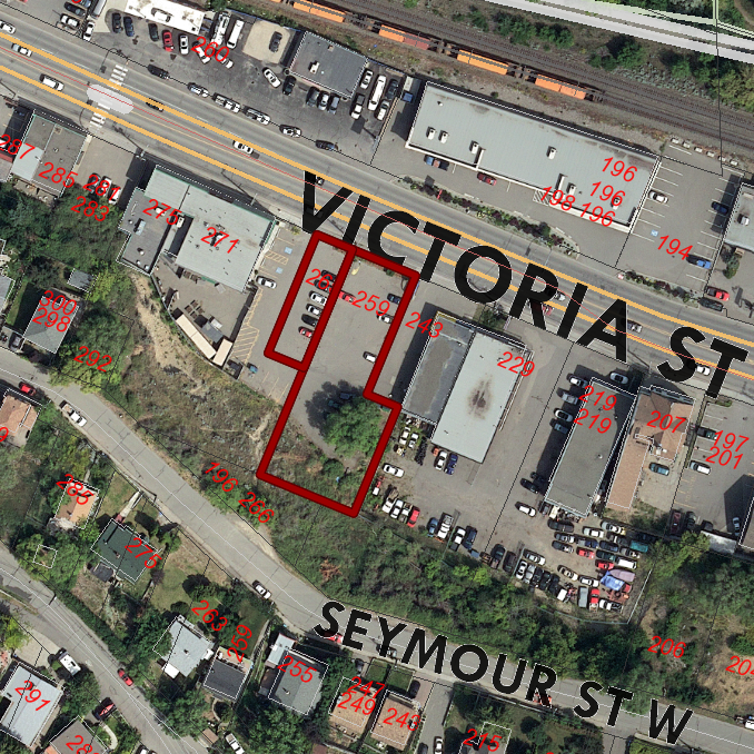 Kamloops business owner says there must be a better location for affordable housing project planned for Victoria St.