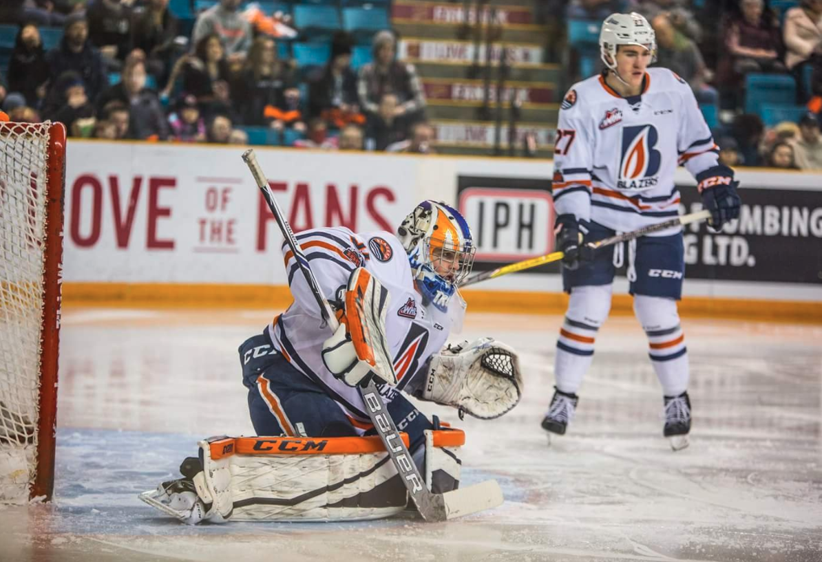 Kamloops Blazers announce training camp dates