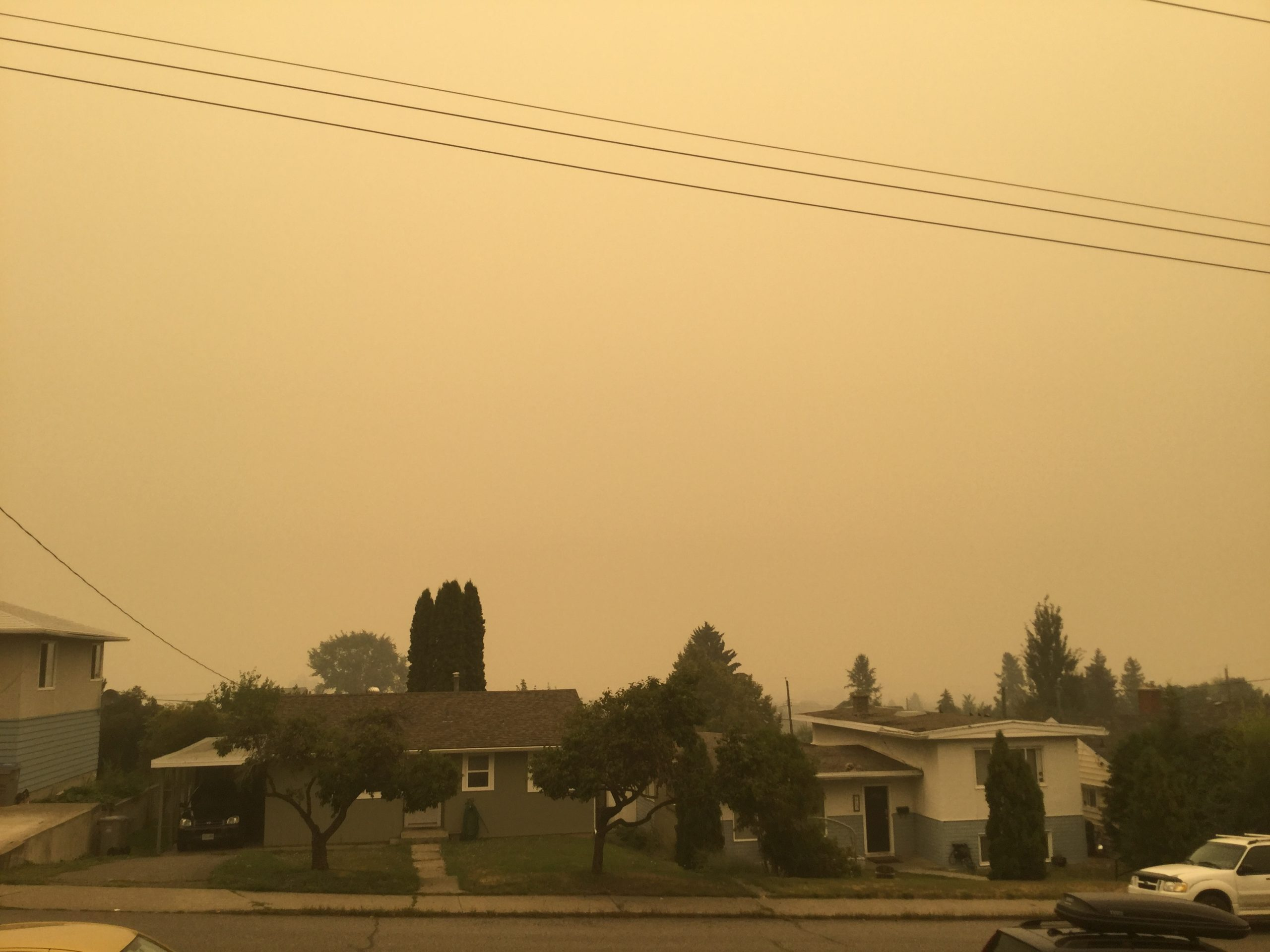 Wildfire smoke causes cancellations and concerns