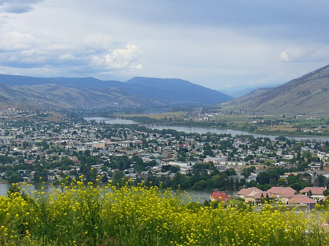 Kamloops could smash temperature records this week