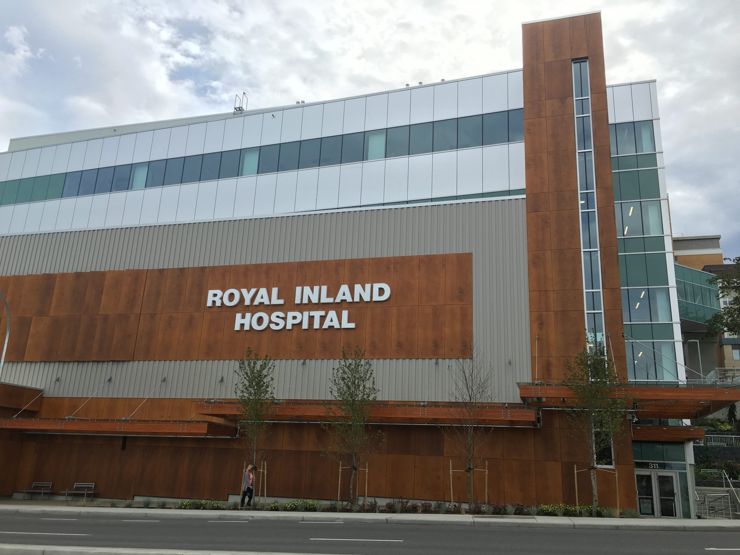 Wildfire smoke a mixed blessing for RIH emergency room in Kamloops