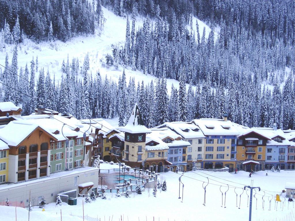 Strong opening weekend at Sun Peaks Resort