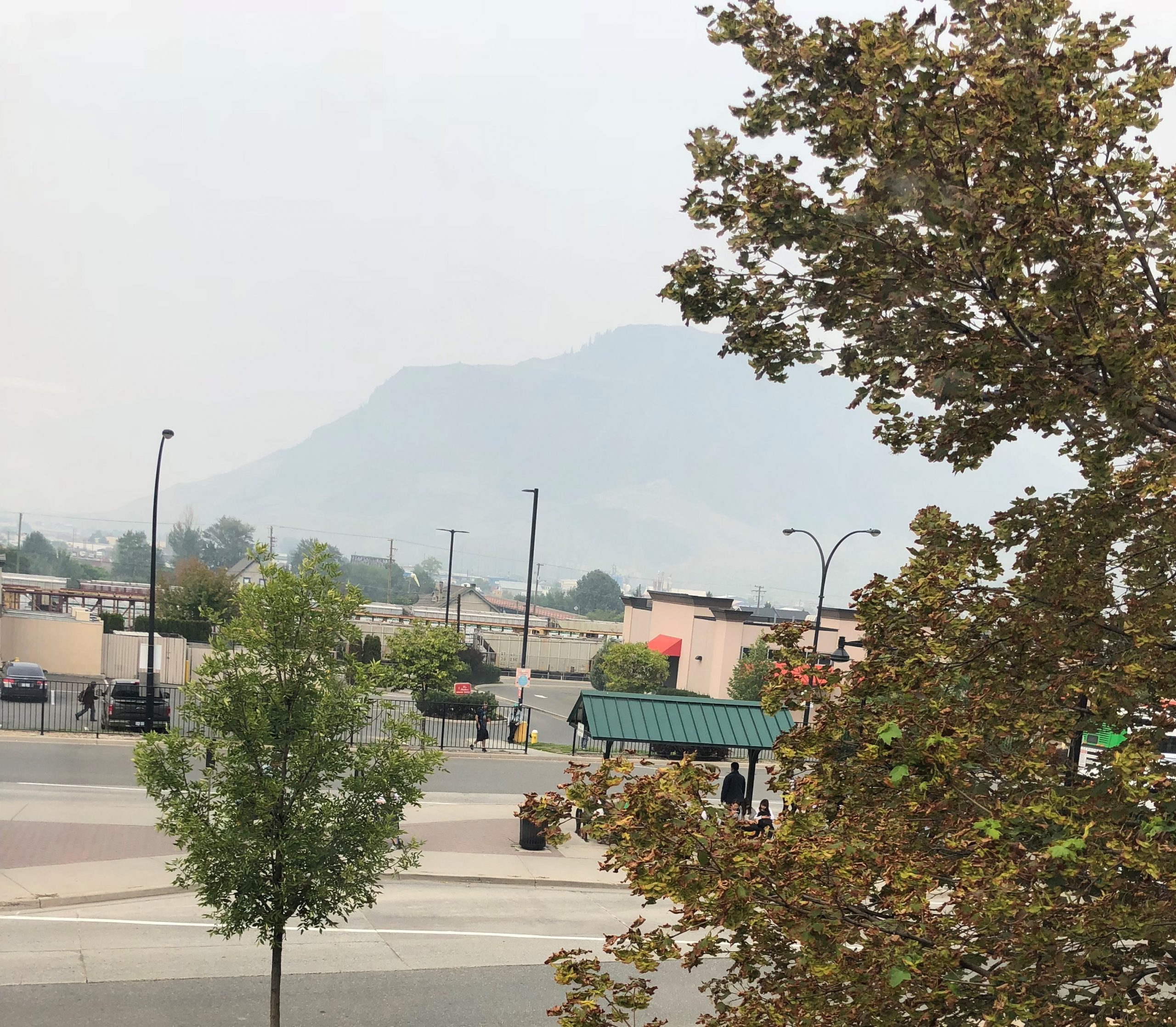 Air quality health index in Kamloops hits extreme range again