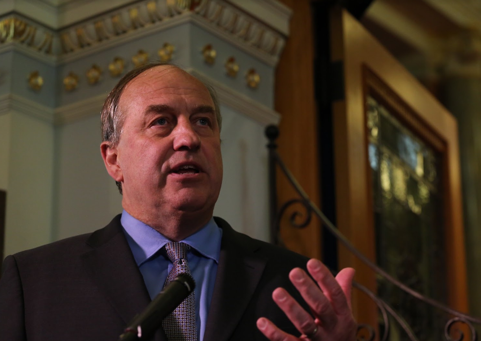 B.C Green Party leader says work on speculation tax opposition with Liberals not as it appears