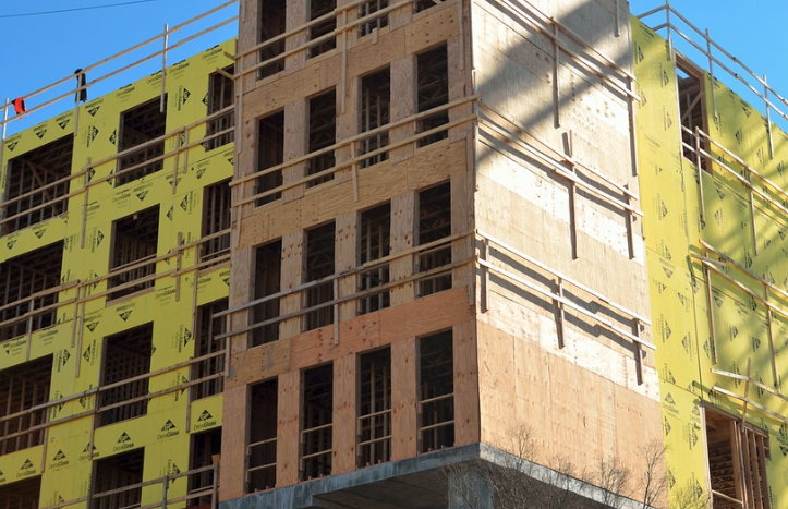 Apartment construction numbers shooting up in Kamloops