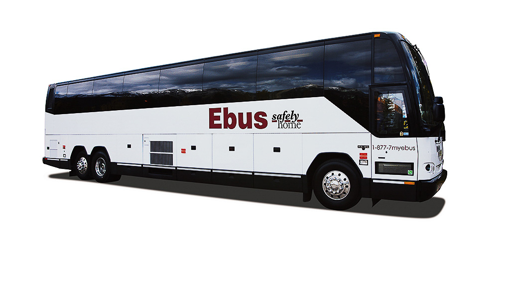 EBus to Begin Kamloops Service on Halloween