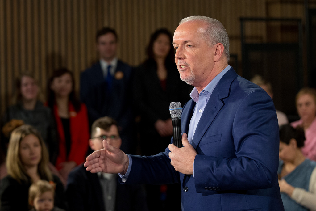 B.C Premier not prepared to speculate on LNG investment decision