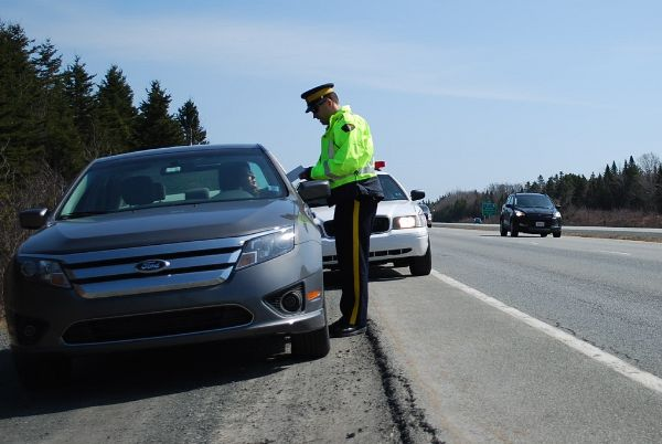 Kamloops Mounties reminding drivers to slow down and move over for emergency vehicles