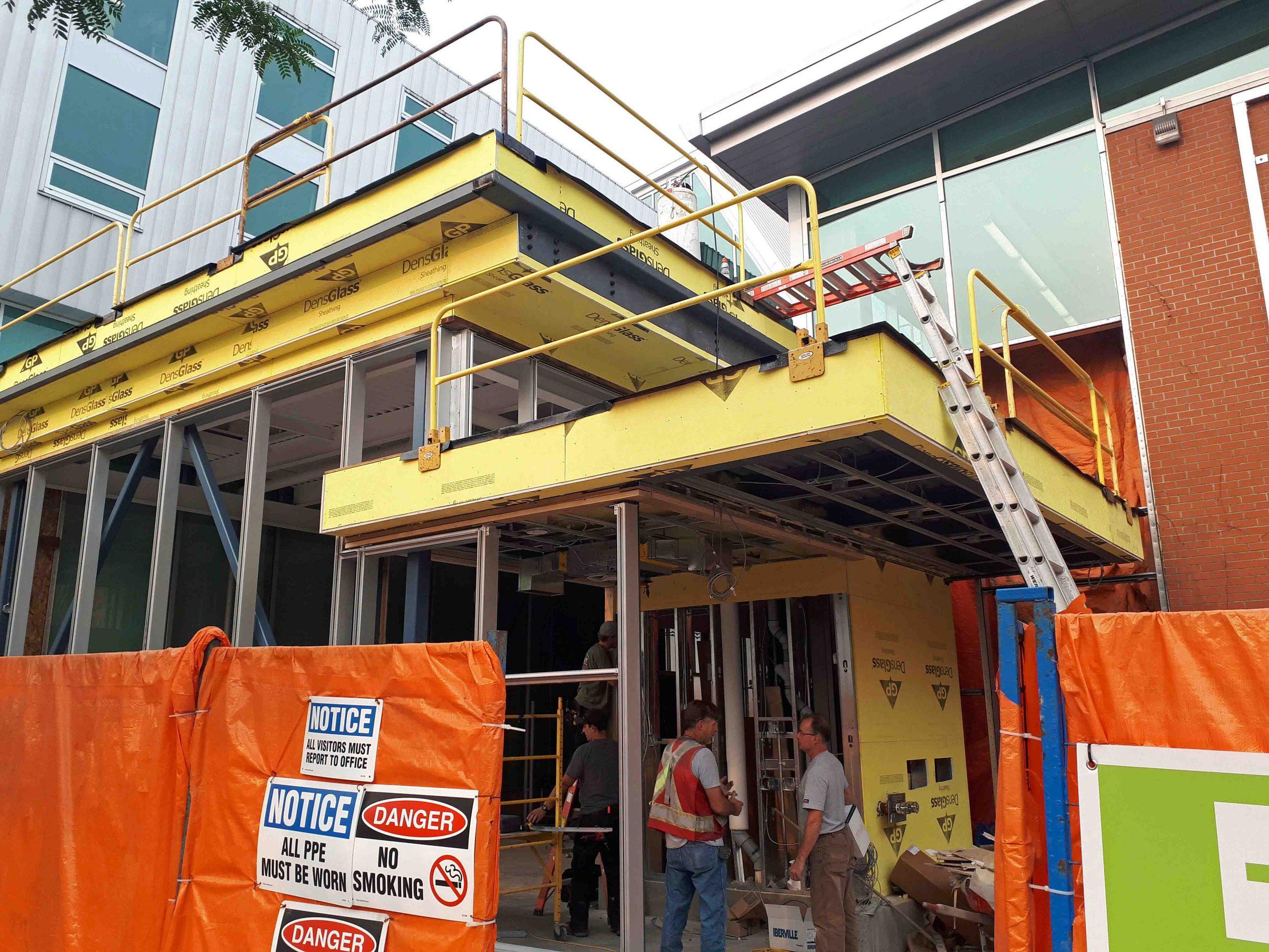 Downtown TNRD building renovations hitting Kamloops Art Gallery in the pocketbook