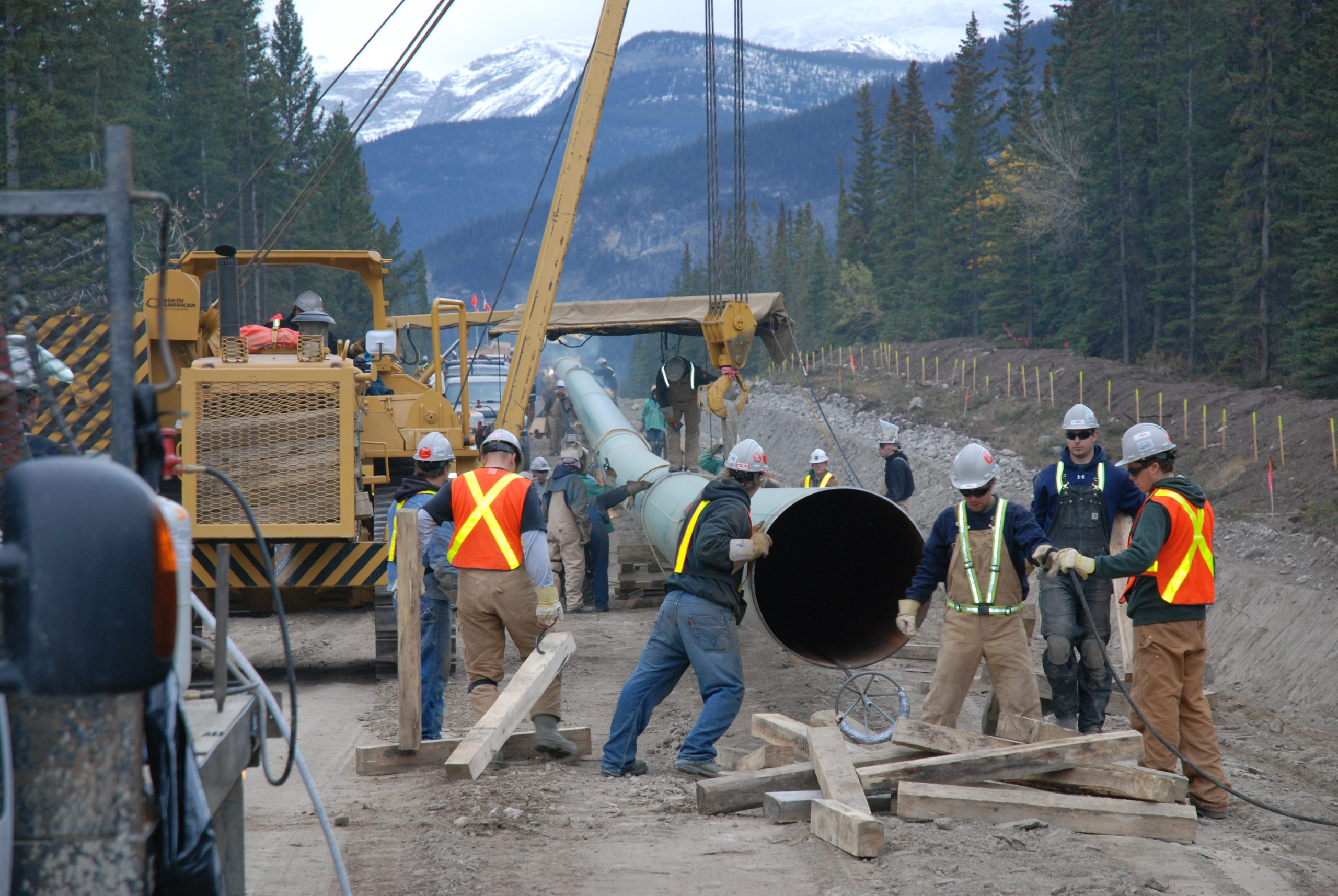 Federal Government announces first steps in plan to get Trans Mountain pipeline project built