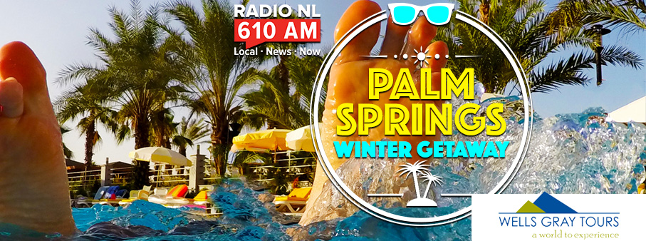 Wells Gray Palm Springs Winter Escape