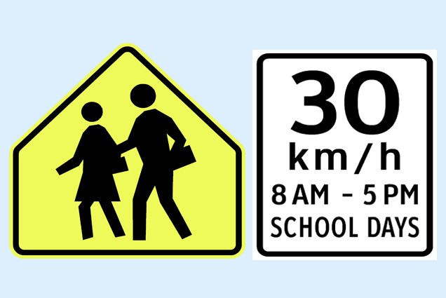 ICBC reminding drivers to keep their eyes peeled, with kids heading back to school