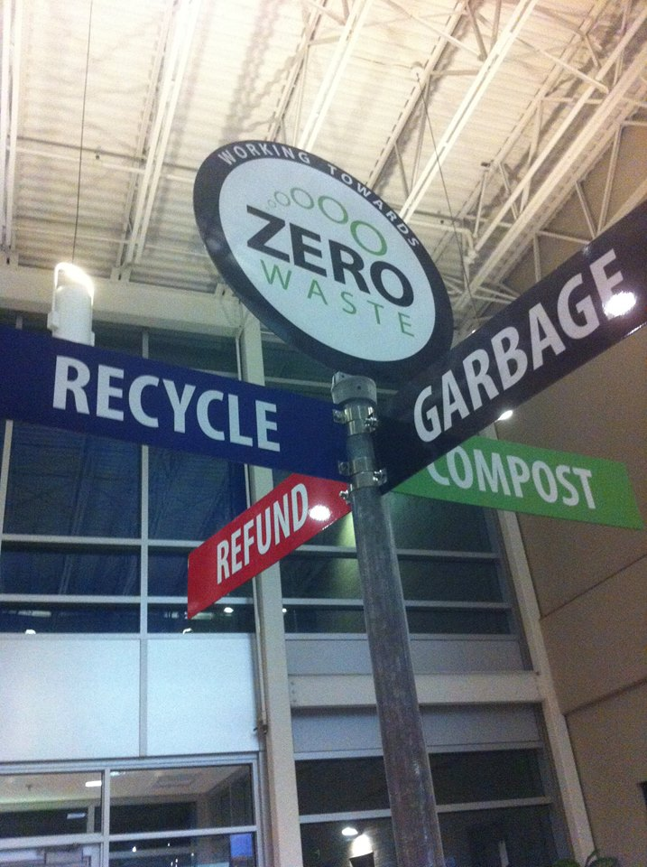 City looking to expand zero waste efforts