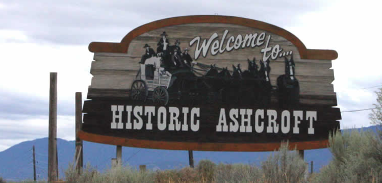 Ashcroft Election Results