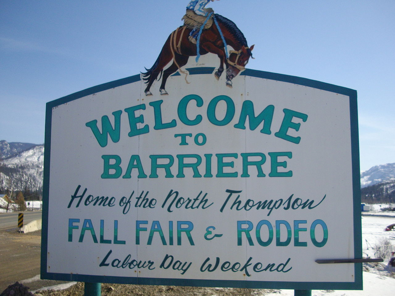 Barriere Election Results
