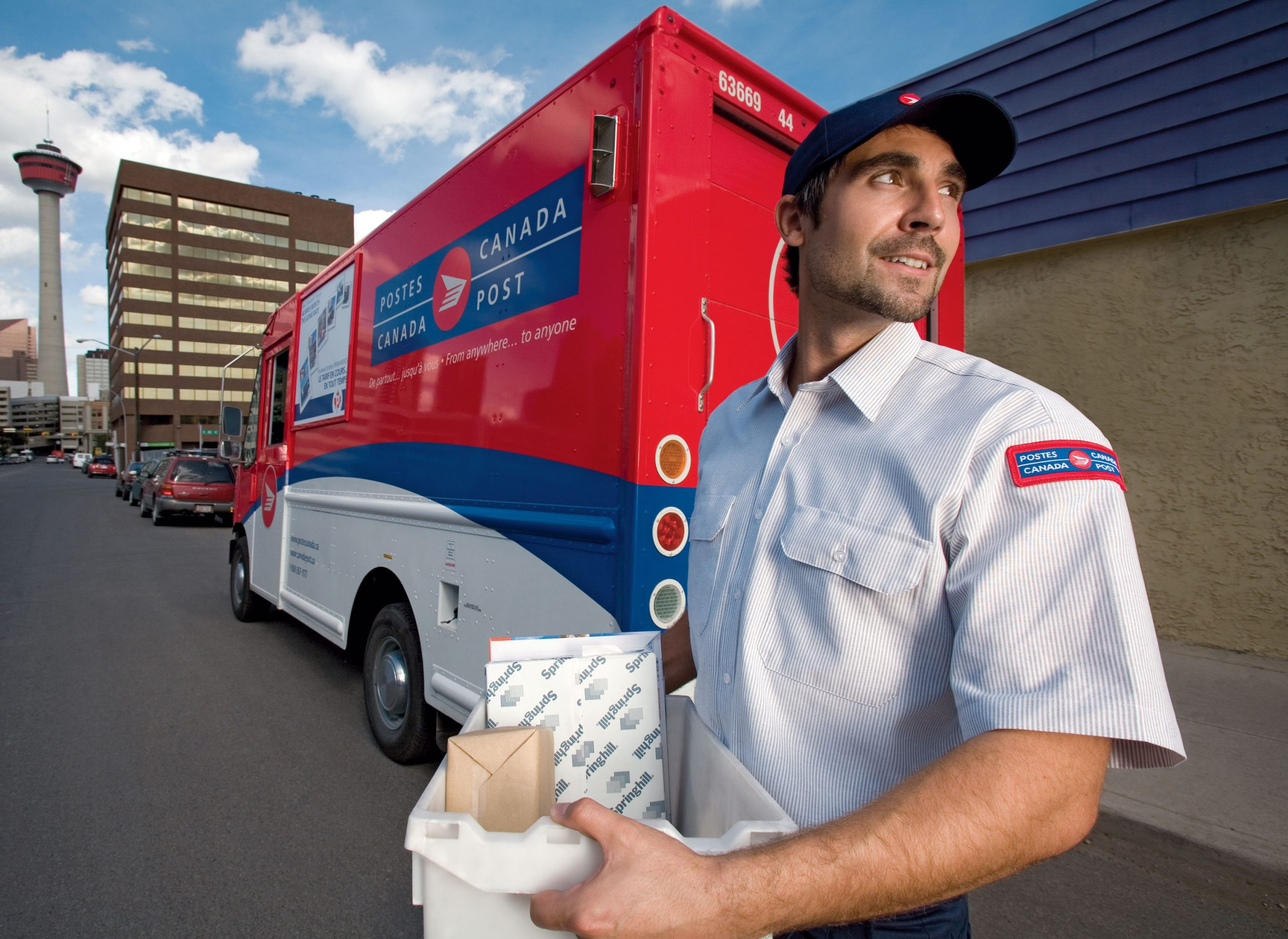Kamloops Postal Workers Back on the Job as Back to Work Legislation Kicks In