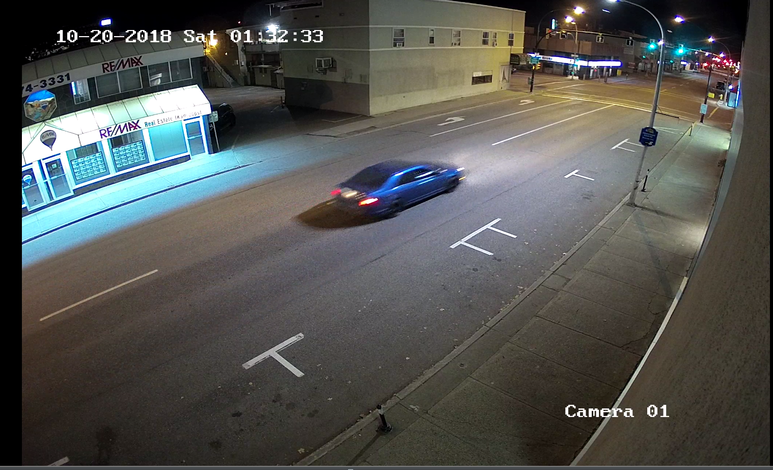 Police searching for witness to fatal hit and run